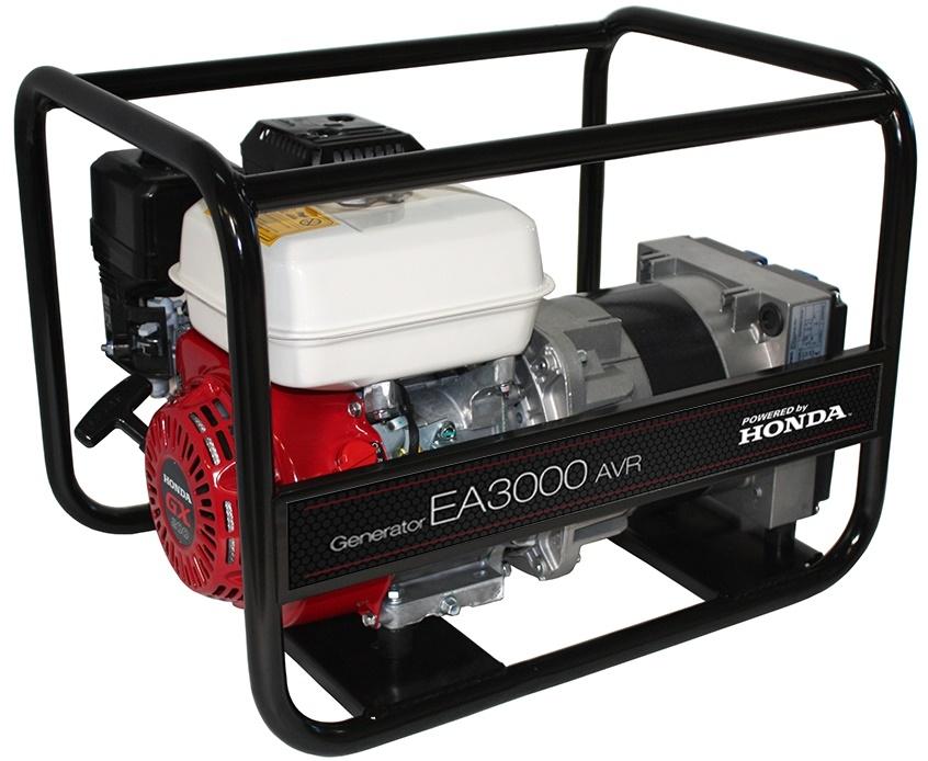 Rámová profesionální elektrocentrála Honda EA3000