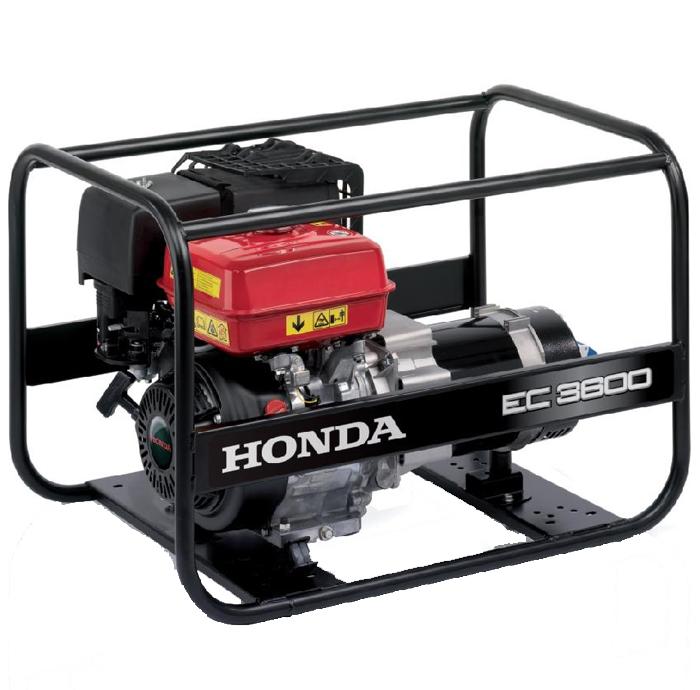 Rámová profesionální elektrocentrála Honda EC3600