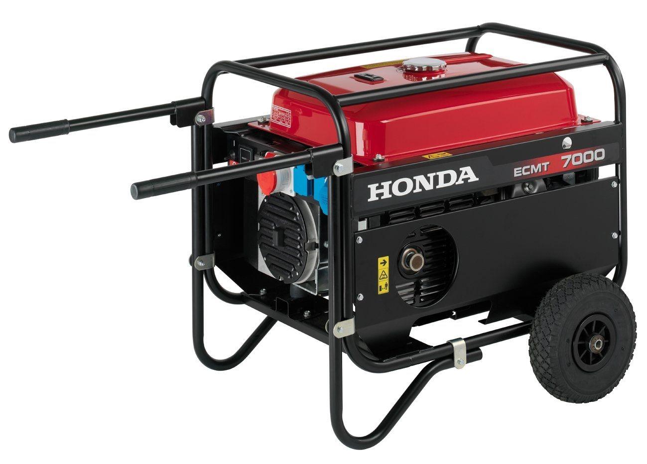Rámová profesionální elektrocentrála Honda ECMT7000 cxs