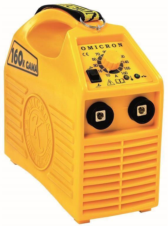 Svářecí invertor Omicron GAMA 160K - Plast