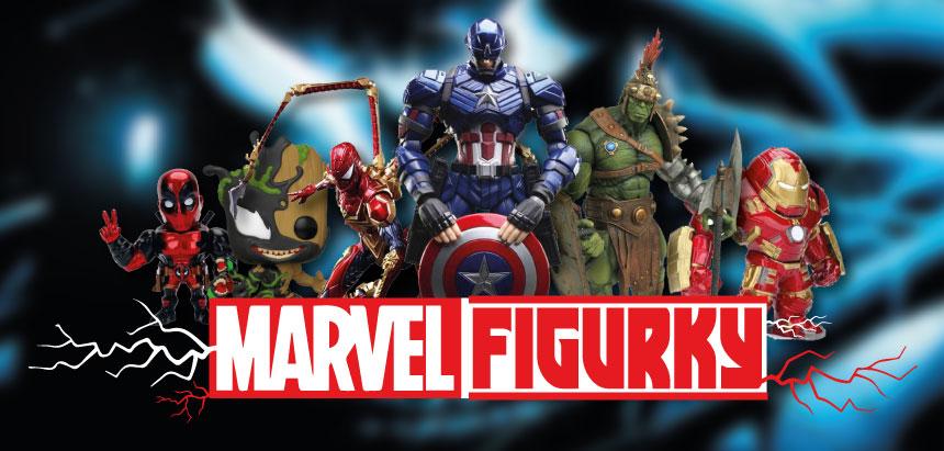 Marvel Figurky
