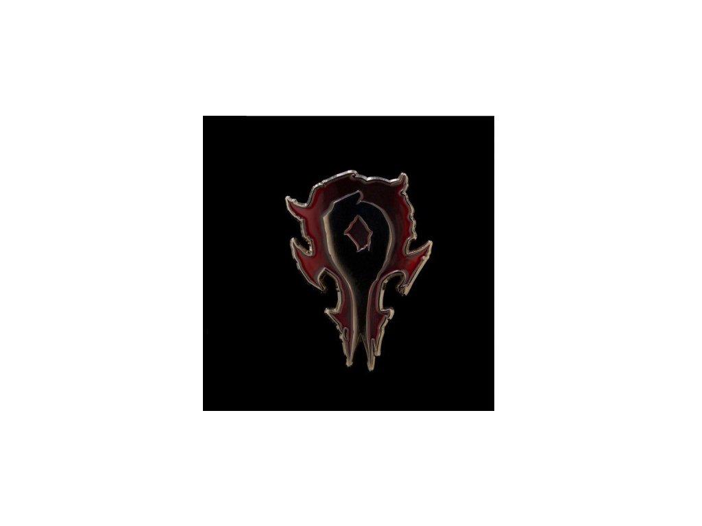 World of Warcraft pin - Horde