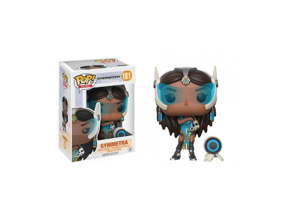 Overwatch Funko POP figurka - Symmetra