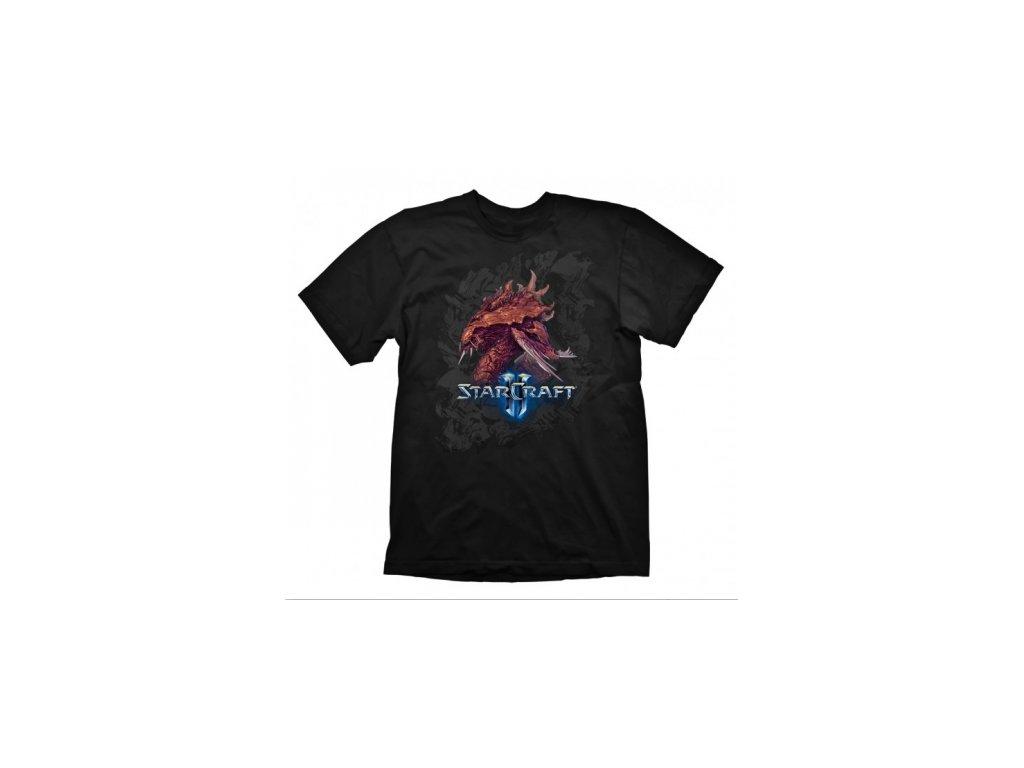 StarCraft tričko - Iconic Zerg