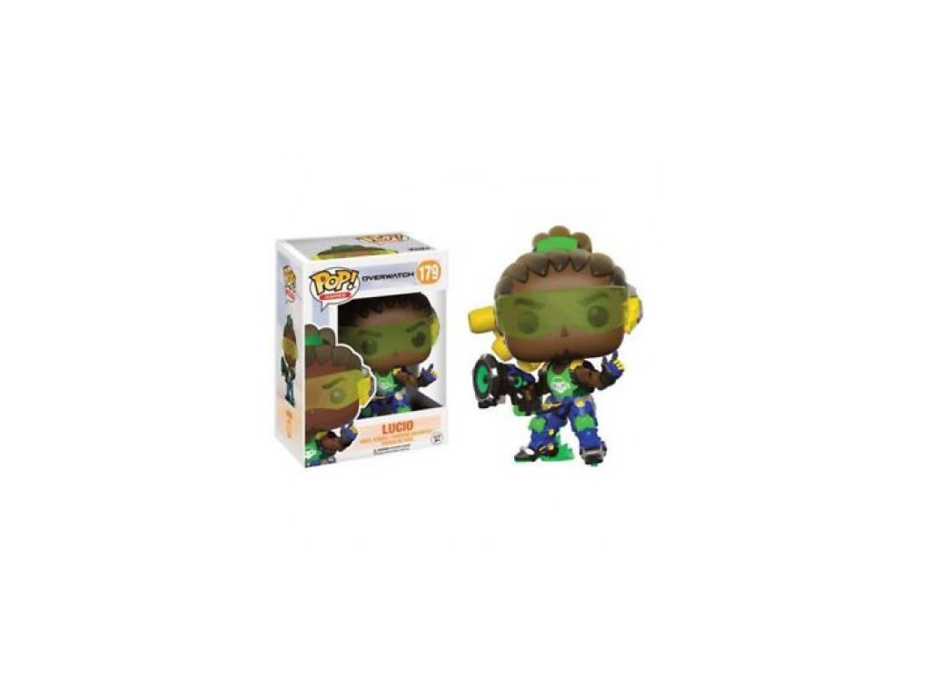 Overwatch Funko POP figurka - Lucio