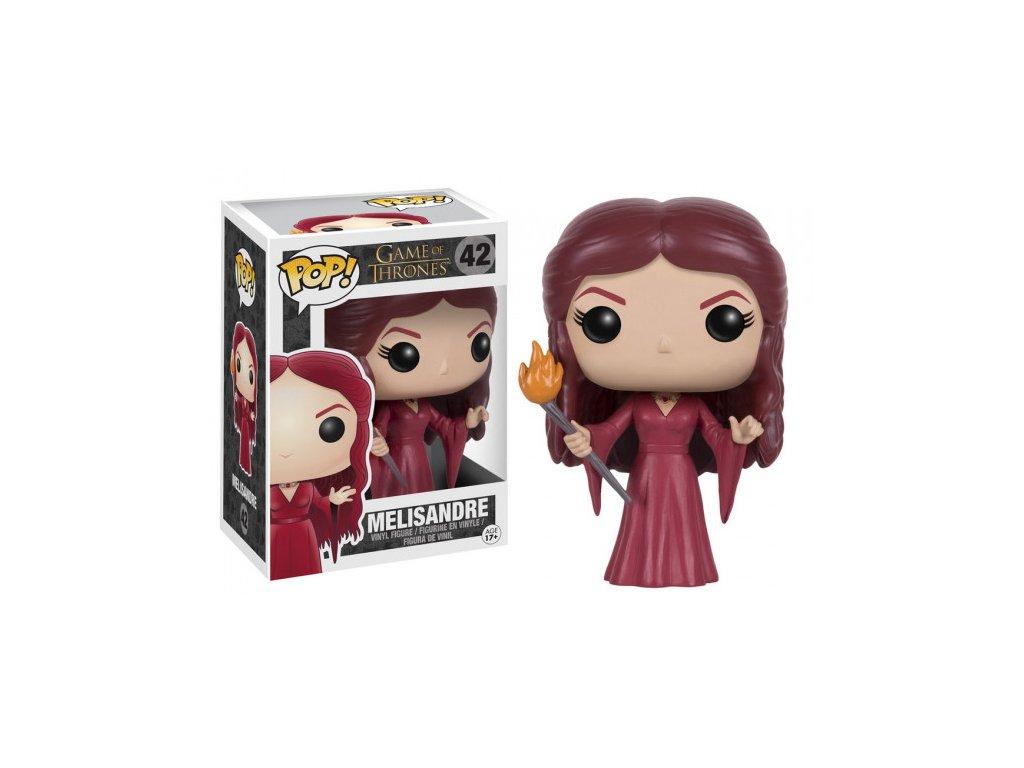Game of Thrones Funko POP figurka -Melisandre