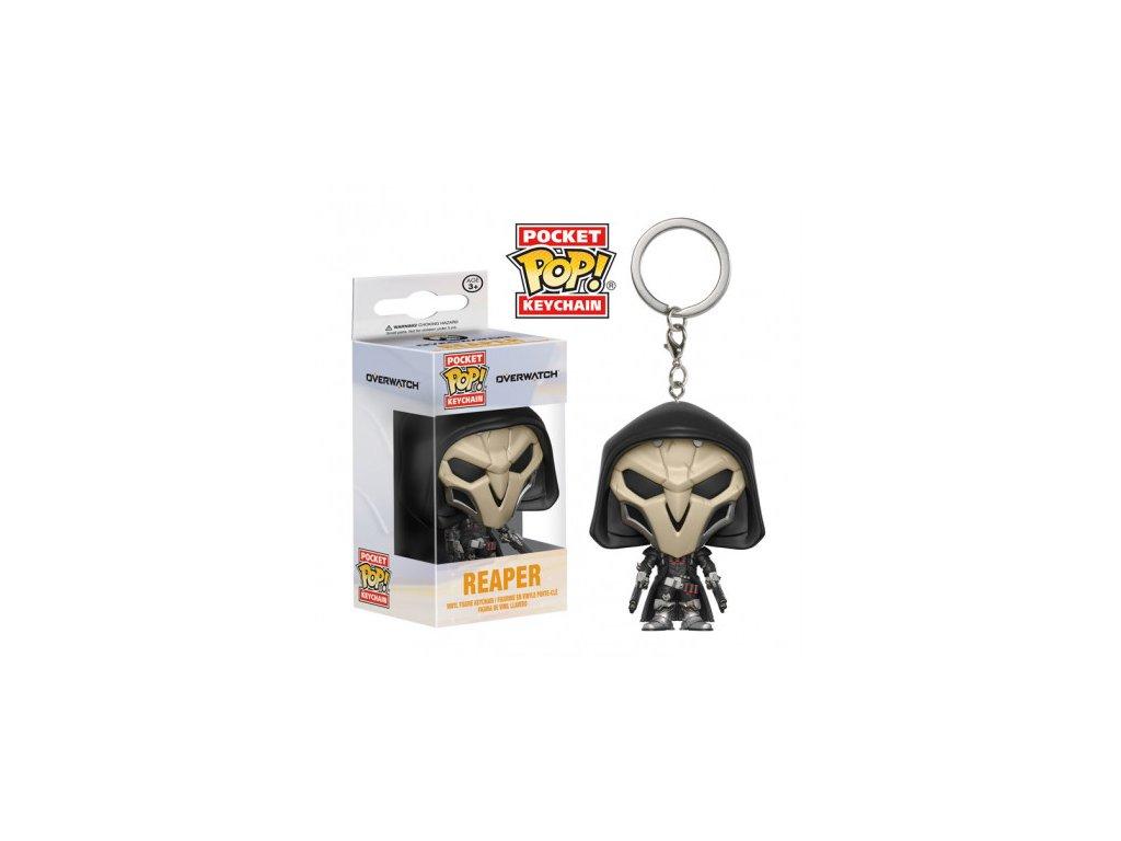 Overwatch Funko klíčenka - Reaper