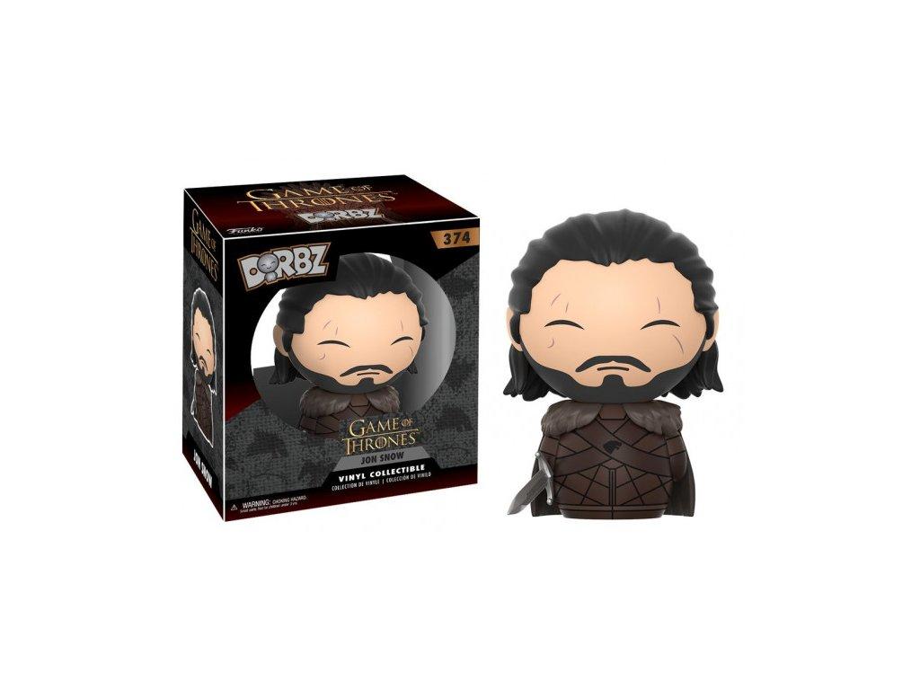Game of Thrones Funko Sugar Dorbz figurka - John Snow
