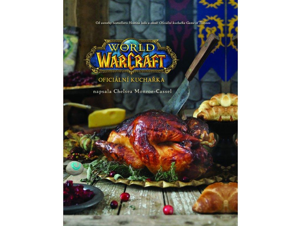 World of Warcraft kniha Oficiální kuchařka