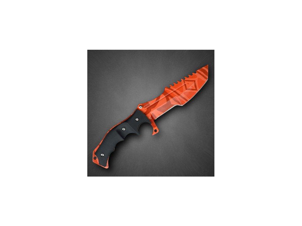 Counter-Strike Fadecase nůž - Huntsman Elite - Slaughter