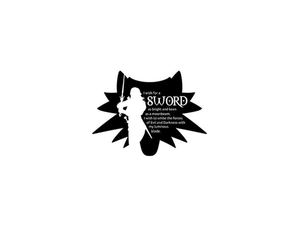 Luminous Blade - herní tričko