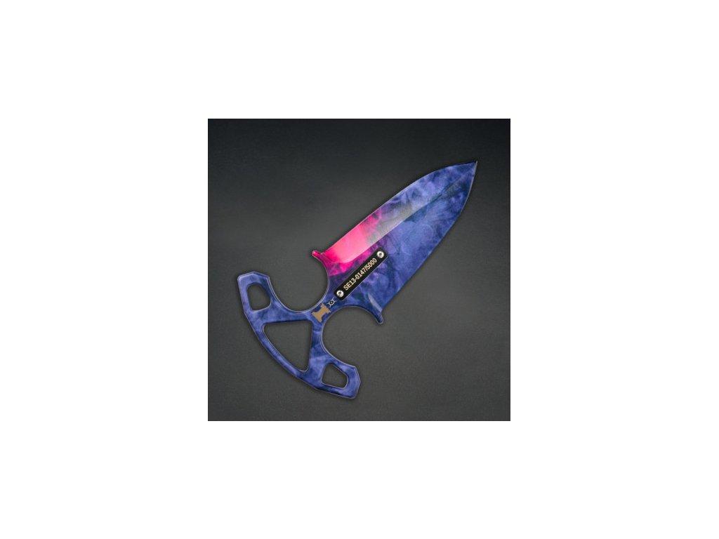 Counter-Strike Fadecase nůž - Shadow Dagger Elite - Black Pearl