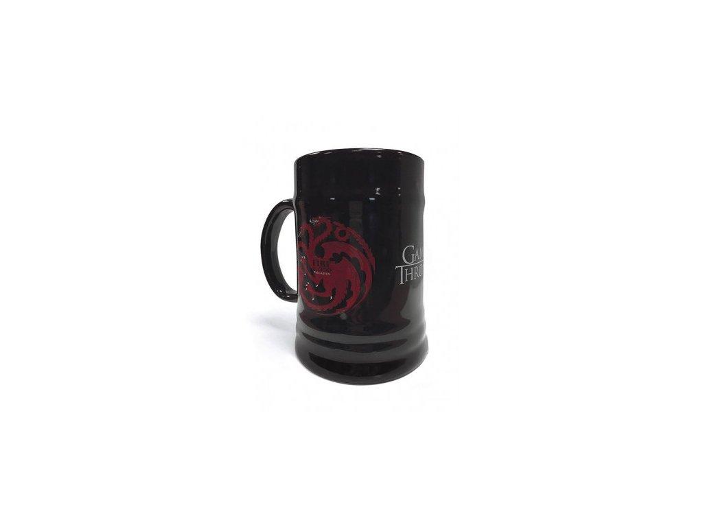 Game of Thrones - korbel - House Targaryen