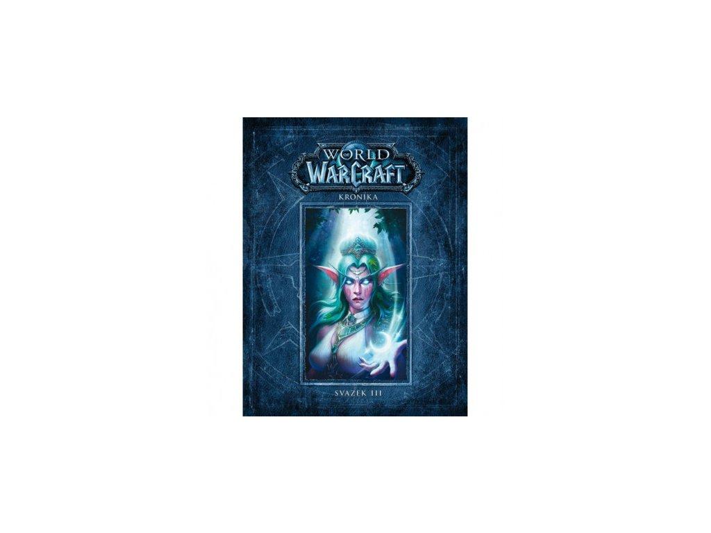 World of Warcraft kniha - Kronika 3