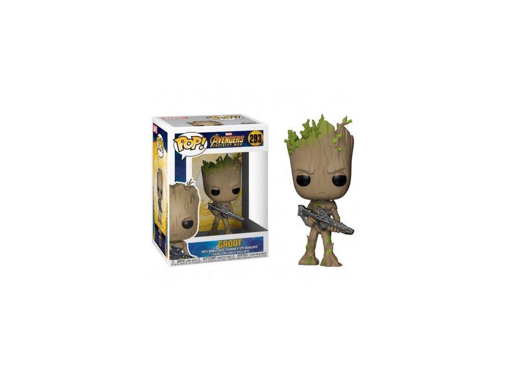 Avengers: Infinity War Funko POP figurka - Groot