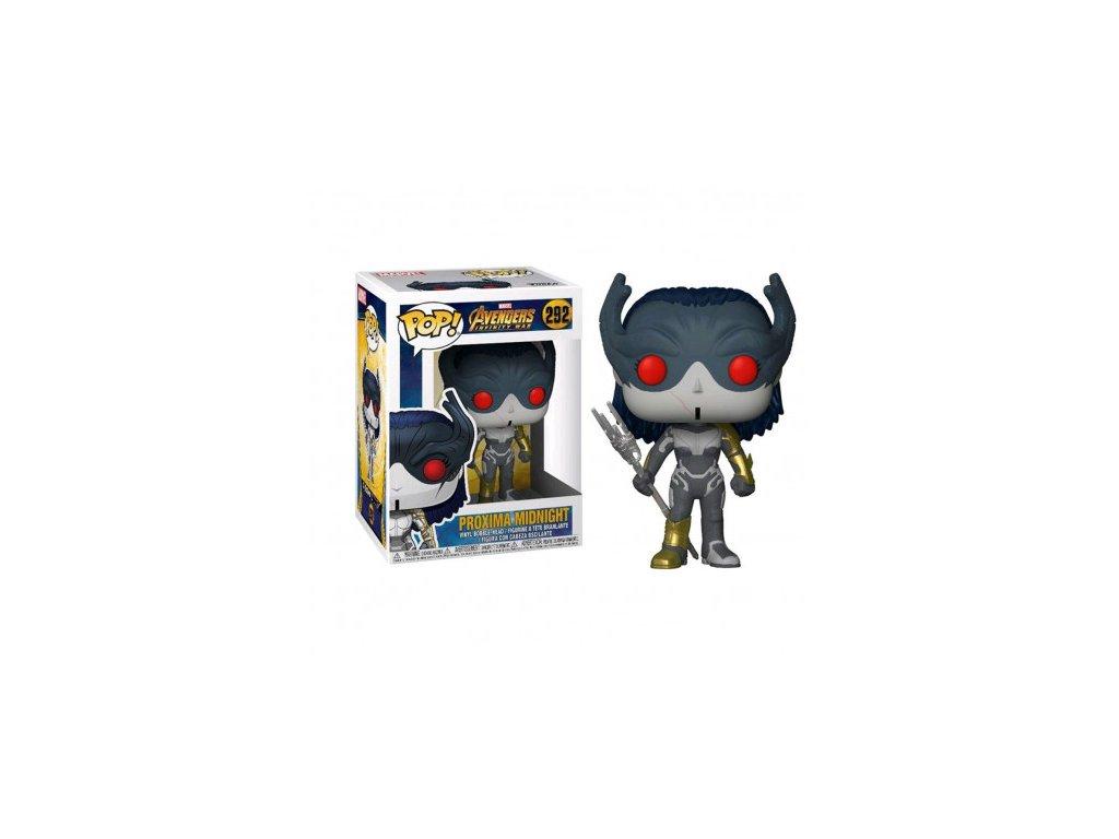 Avengers: Infinity War Funko POP figurka - Proxima Midnight