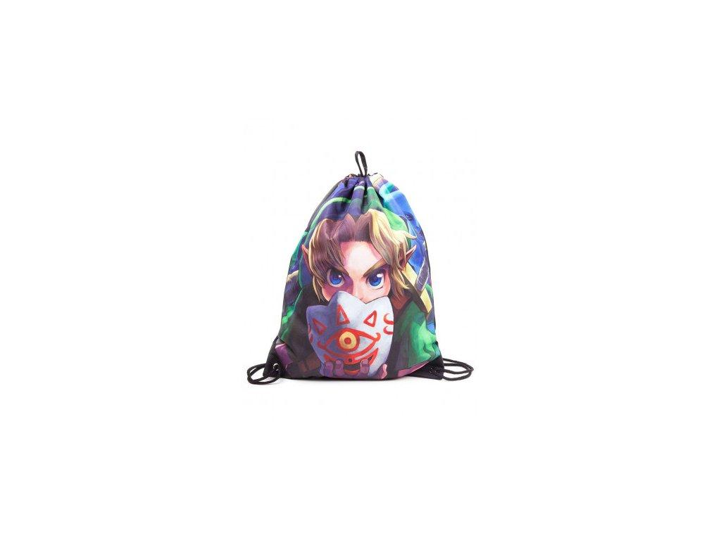 Legend of Zelda batoh - Majora's Mask