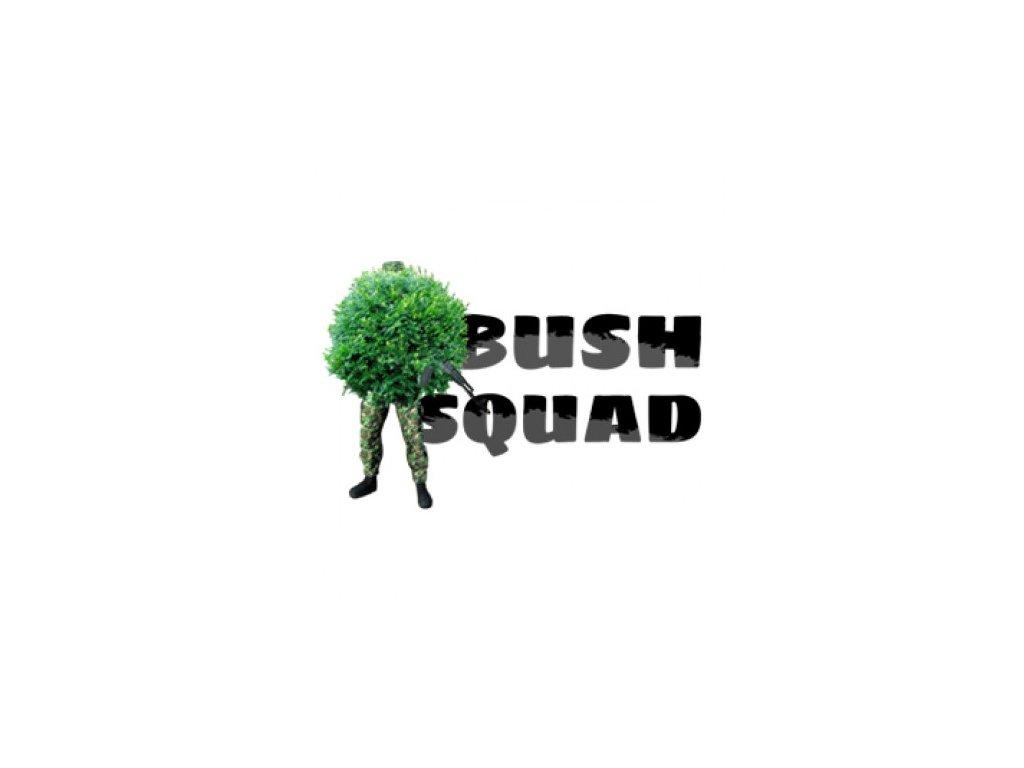 Bush squad bílé - herní tričko