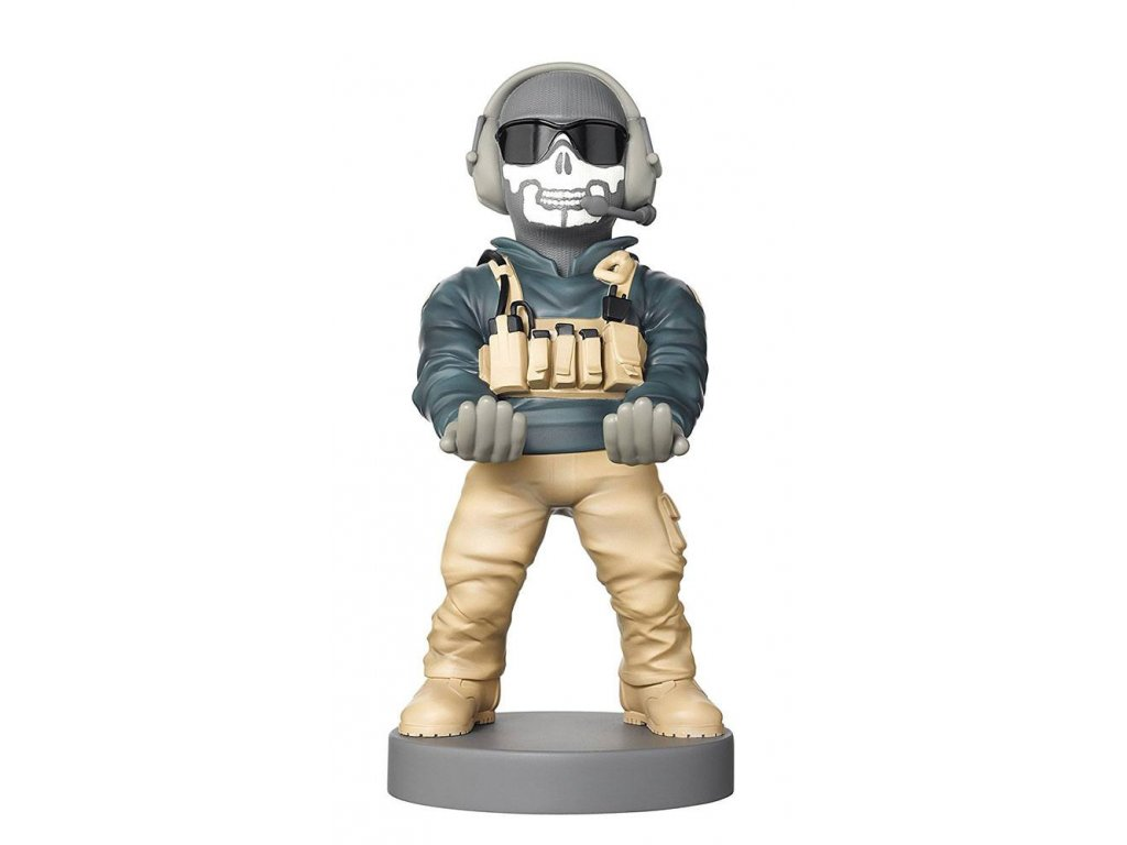 Call of Duty Cable Guy figurka - Ghost