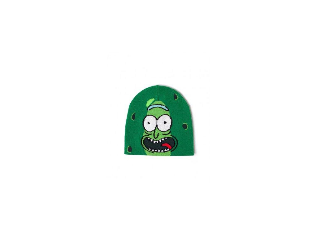 Rick a Morty čepice - Pickle Rick