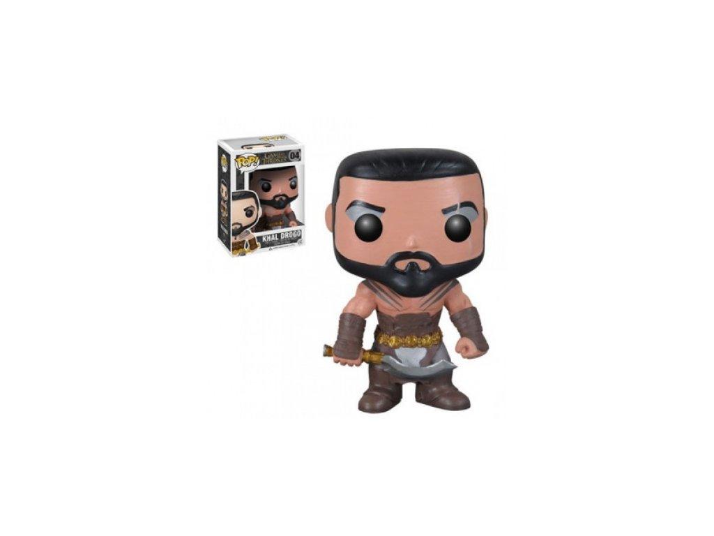 Game Of Thrones Funko POP figurka - Khal Drogo