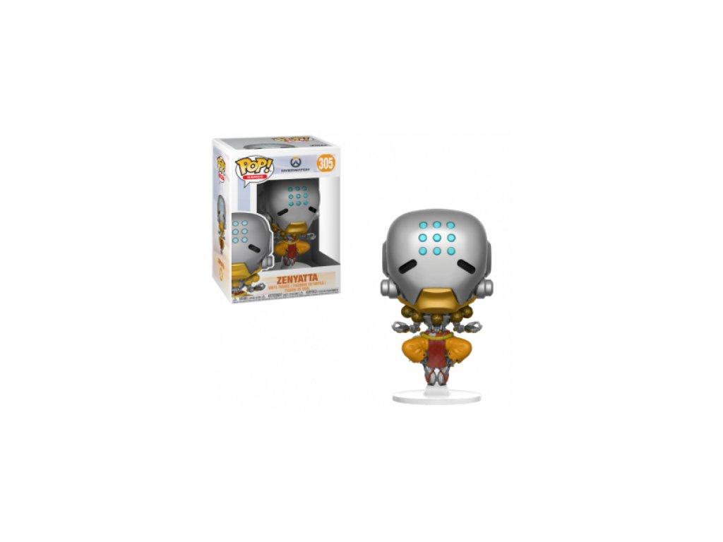 Overwatch Funko POP figurka - Zenyatta S3