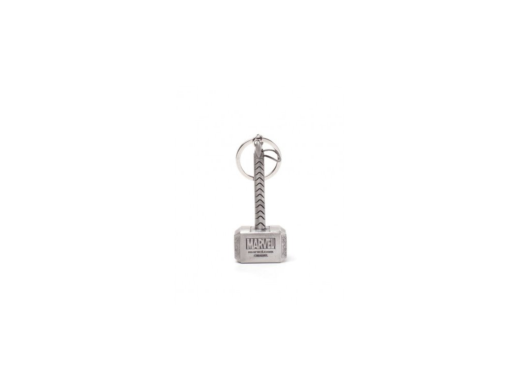 Avengers klíčenka - Thor Hammer Mjolnir