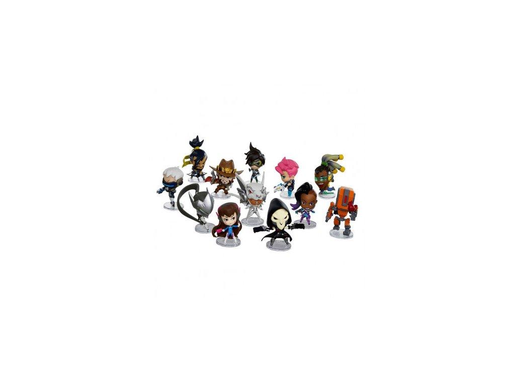 Overwatch sběratelská figurka - Cute but Deadly Serie 3 - náhodná