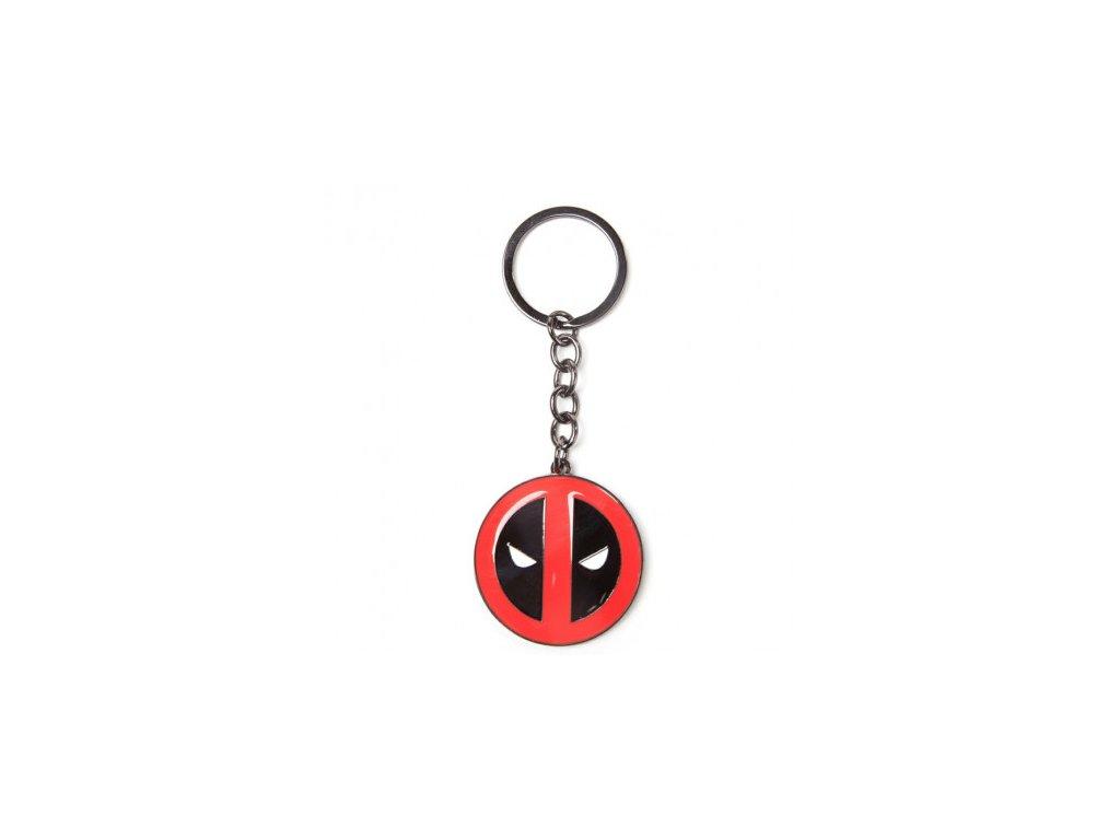 Deadpool - klíčenka - Big Face
