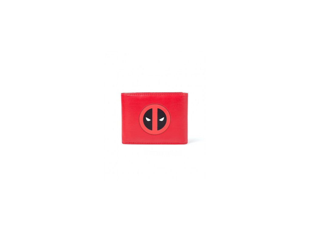 Deadpool peněženka - Trifold Logo