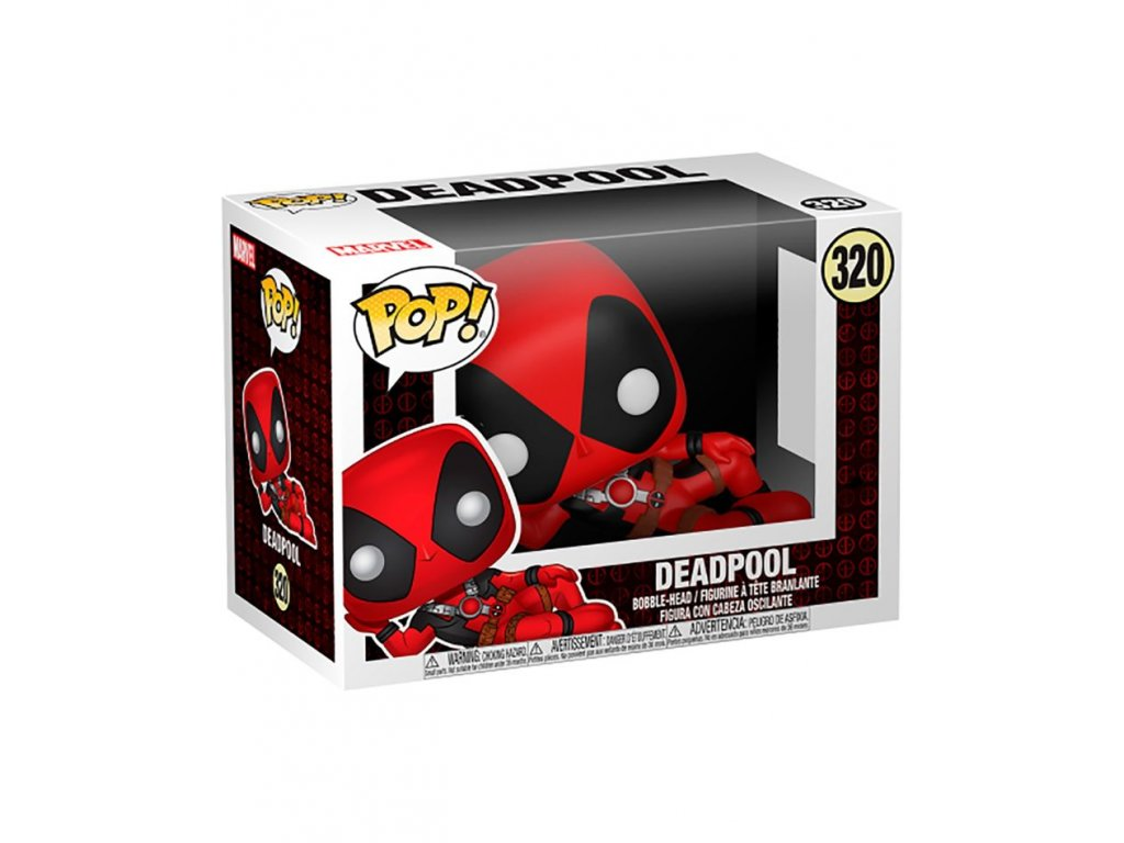 Deadpool Funko figurka - Deadpool Parody