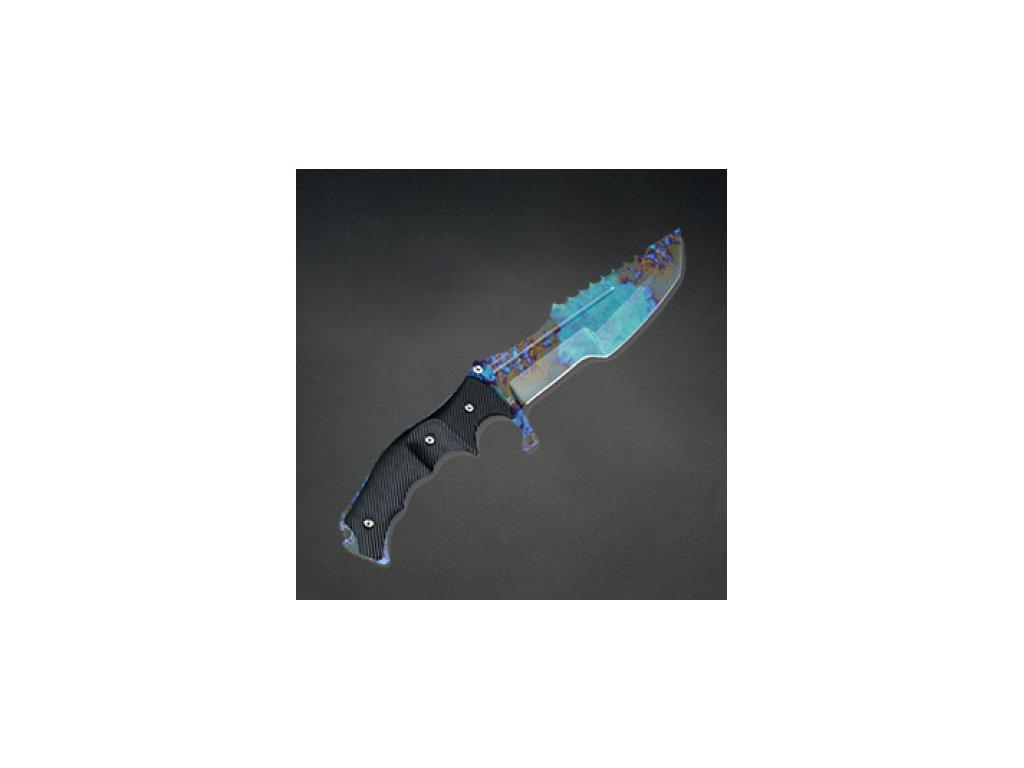 Counter Strike Fadecase nůž - Huntsman Elite - Case Hardened