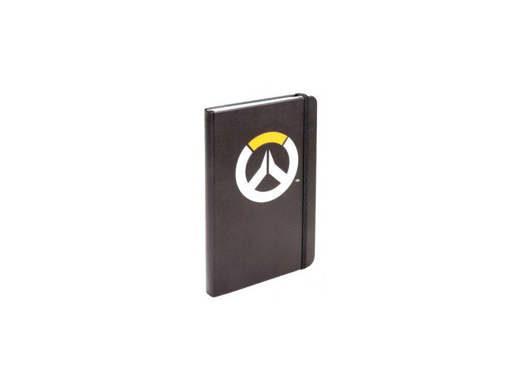 Overwatch zápisník - Logo 2