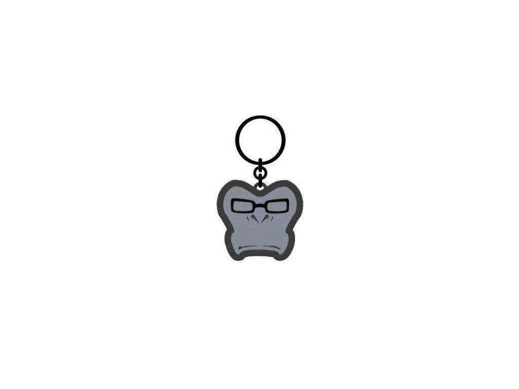 Overwatch - klíčenka - Winston