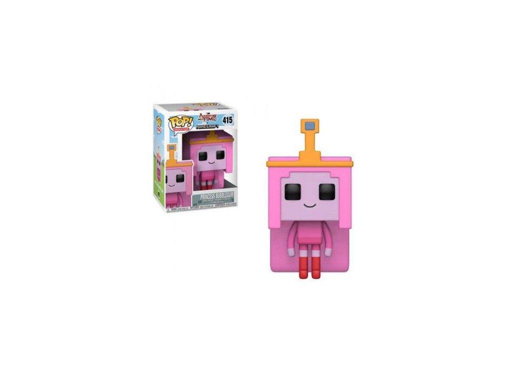 Adventure Time/Minecraft figurka - Princess Bubblegume