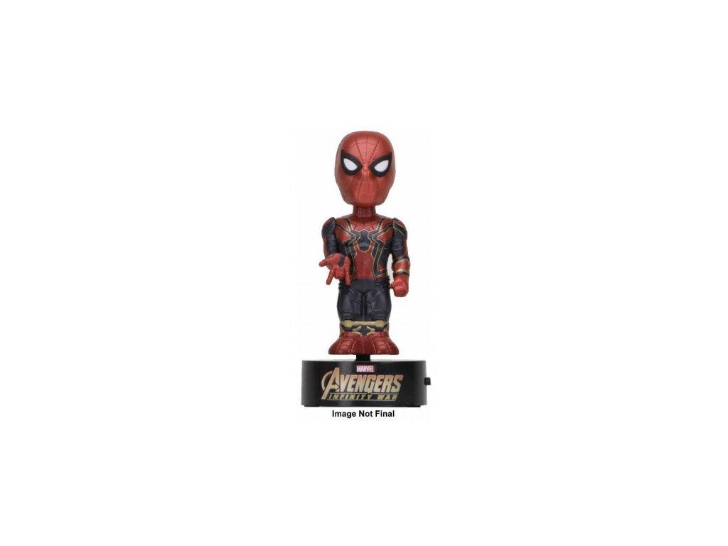 Avengers Solar powered Body knocker - Spider-Man