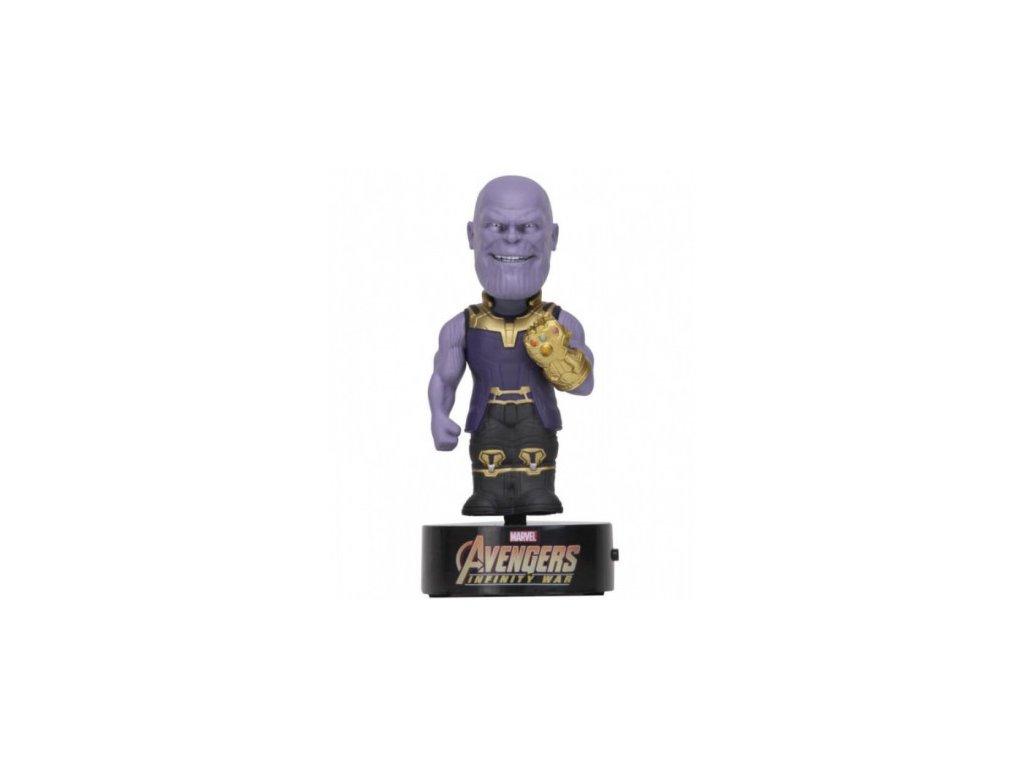 Avengers Solar powered Body knocker - Thanos