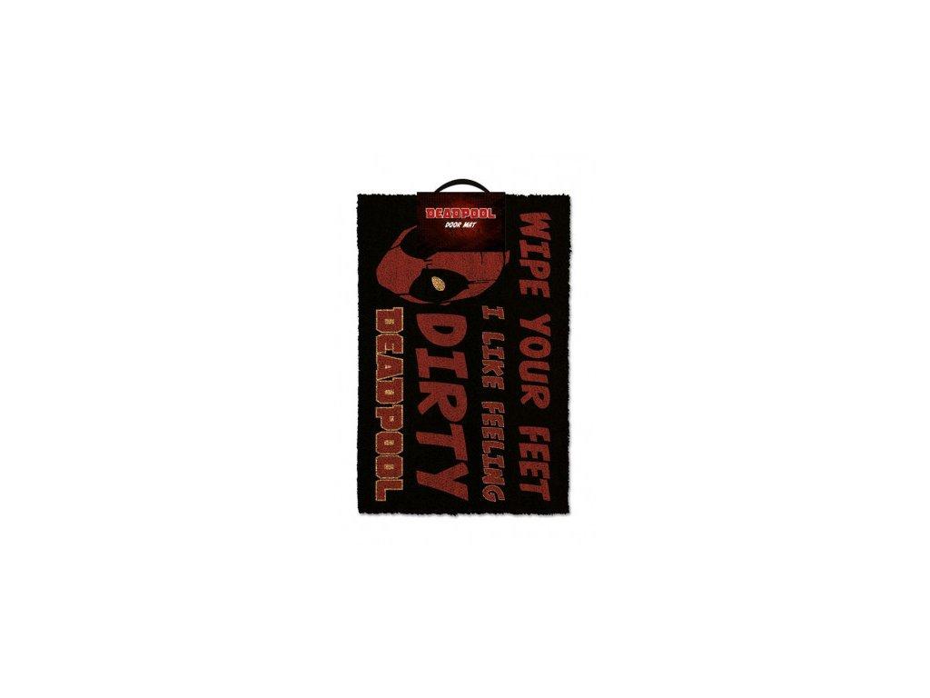 Deadpool rohožka - Dirty