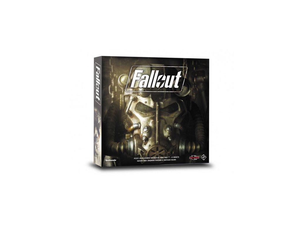 Fallout Desková hra - CZ verze