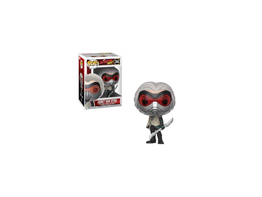 Ant-Man a Wasp POP Funko figurka - Janet Van Dyne