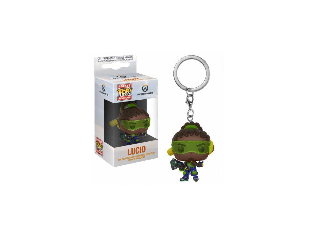 Overwatch Funko klíčenka - Lucio