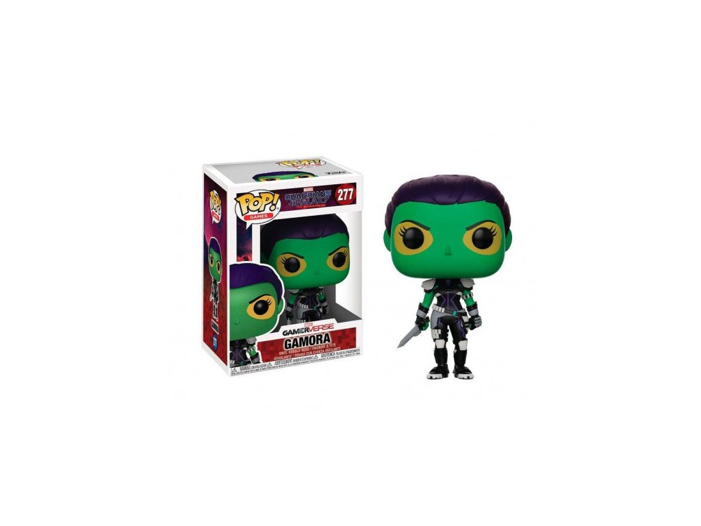 Avengers Guardians of the Galaxy Funko figurka - Gamora