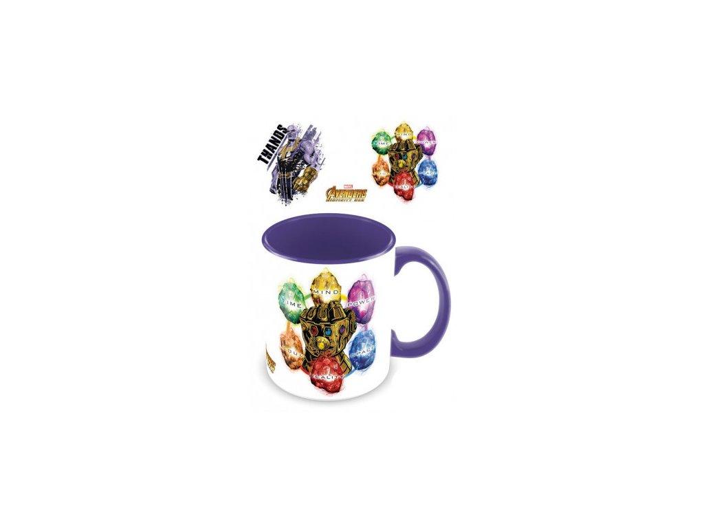 Avengers XL hrnek - Thanos