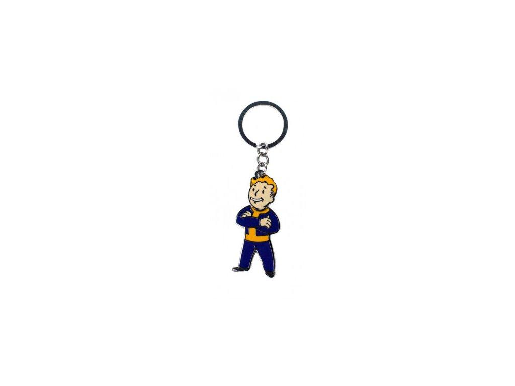 Fallout klíčenka - Vault Boy