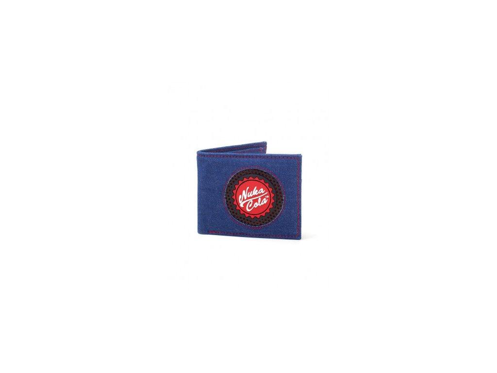 Fallout peněženka - Nuka Cola Cap
