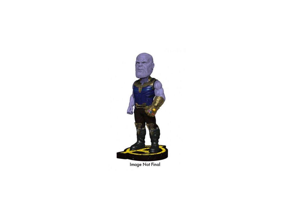Avengers NECA figurka - Thanos 20 - bobble-head