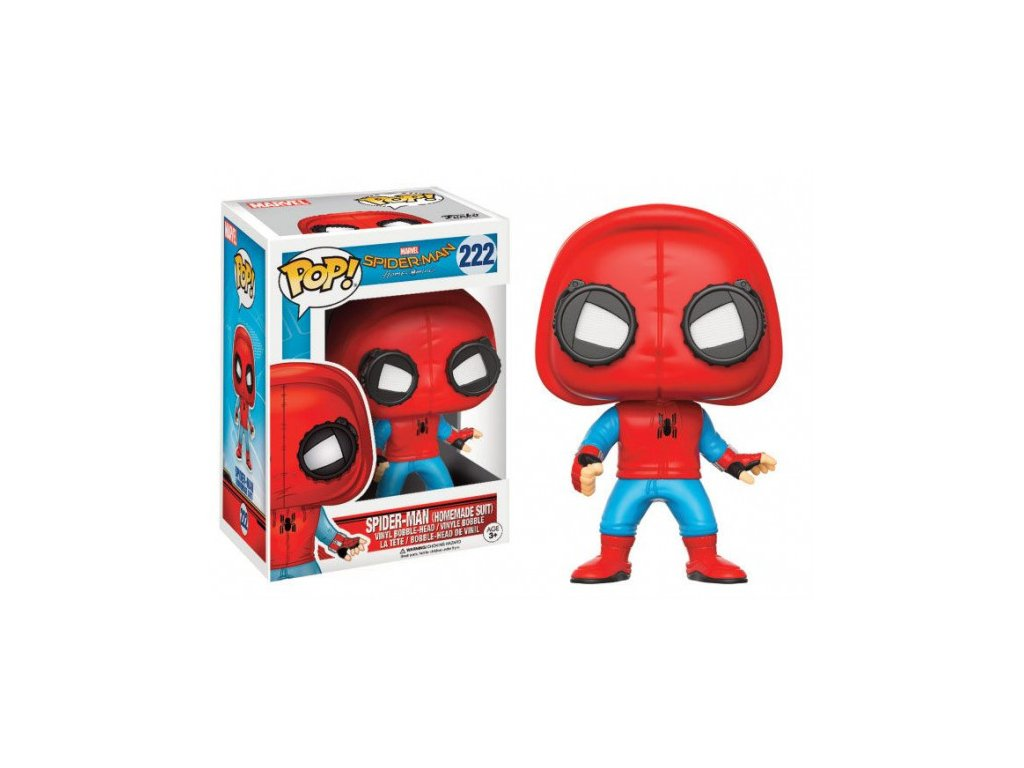 Spider-Man Funko figurka - Spider-Man (Homemade Suit)