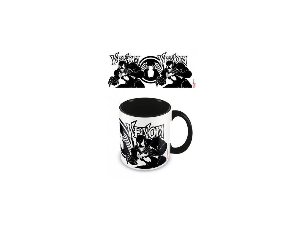 Venom hrnek - Black and Bold