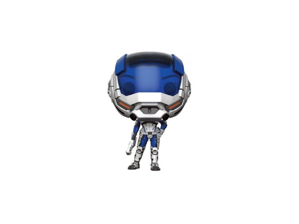 Mass Effect Funko figurka - Sara Ryder Masked