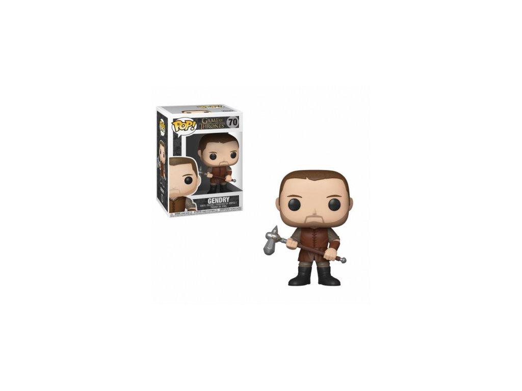 Game of Thrones Funko figurka - Gendry
